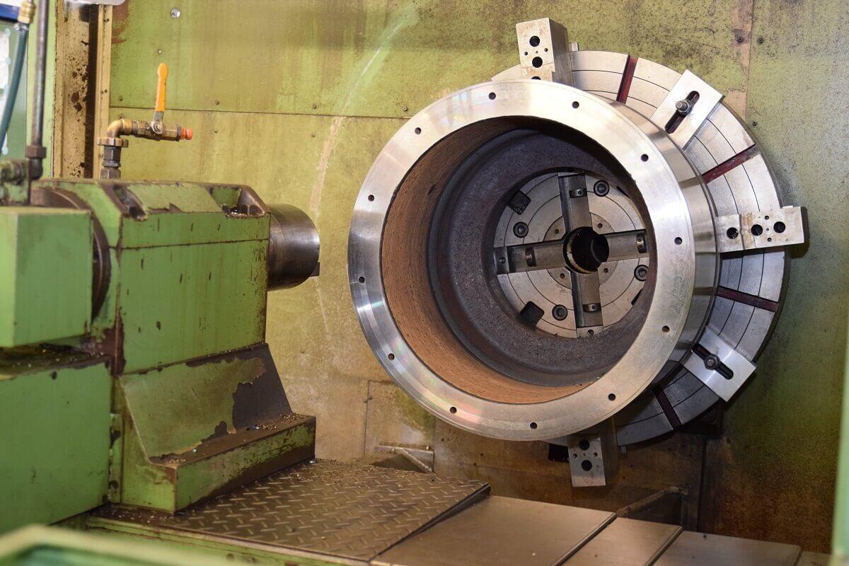 CNC-Kopfdrehmaschine Ravensburg