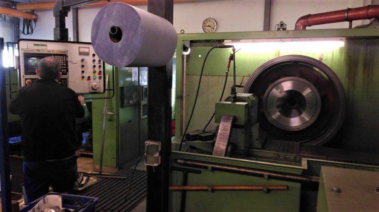 CNC Kopfdrehmaschine Ravensburg