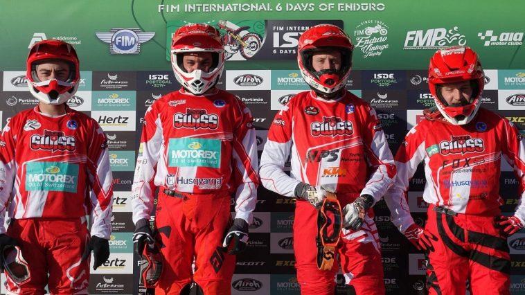 Sixdays Portimao Luc Hunziker Team Schweiz