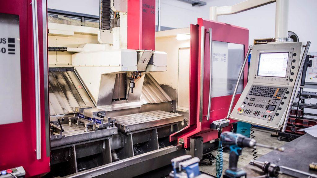 Unser Betrieb zeichnet sich durch einen modernen Maschinenpark und kurze Verwaltungswege aus.